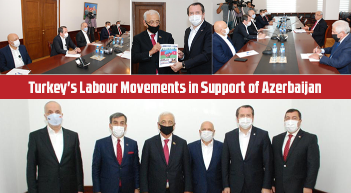 Turkey's Labour Movements in Support of Azerbaijan