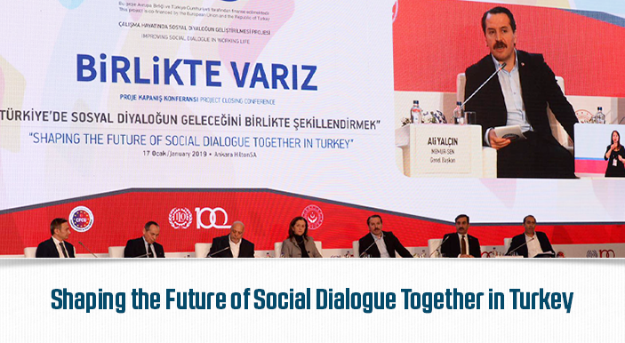 Shaping the Future of Social Dialogue Together in Turkey