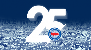 Memur-Sen celebrates its 25 years