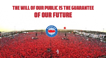 The Will of our Public is the Guarantee of Our Future
