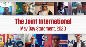The Joint International May Day Statement, 2020