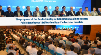 The proposal of the Public Employer Delegation was inadequate; Public Employees' Arbitration Board's decision is unfair