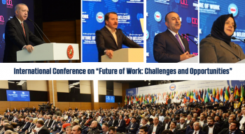 "International Conference on ""Future of Work: Challenges and Opportunities"""