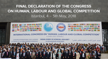 Final Declaration Of The Congress On Human, Labour And Global Competition
