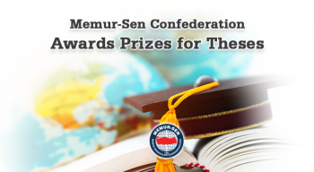 Memur-Sen Confederation Awards Prizes for Theses
